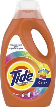 Tide Гель для стирки Color 1,235л
